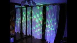 Цветомузыка лазер