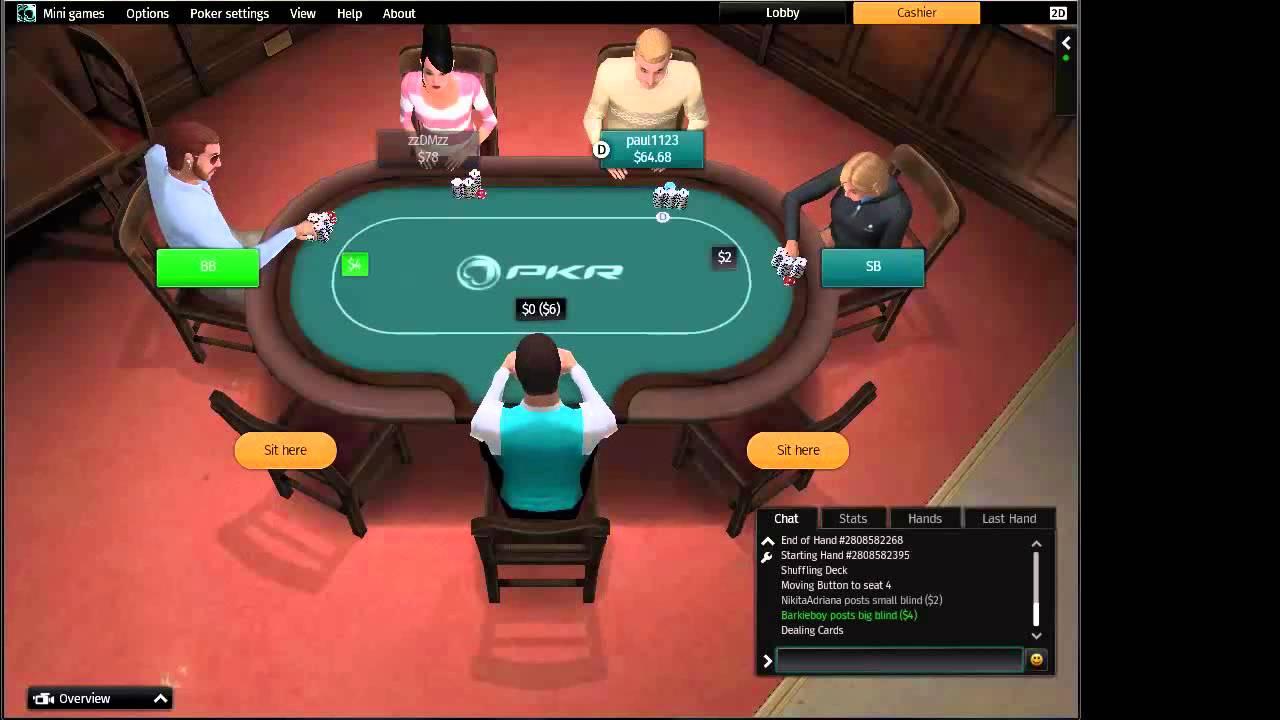 Pkr poker player statistics max and nina the gamble