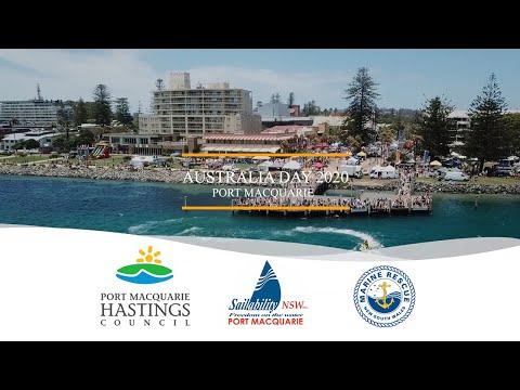 2020 Australia Day In Port Macquarie