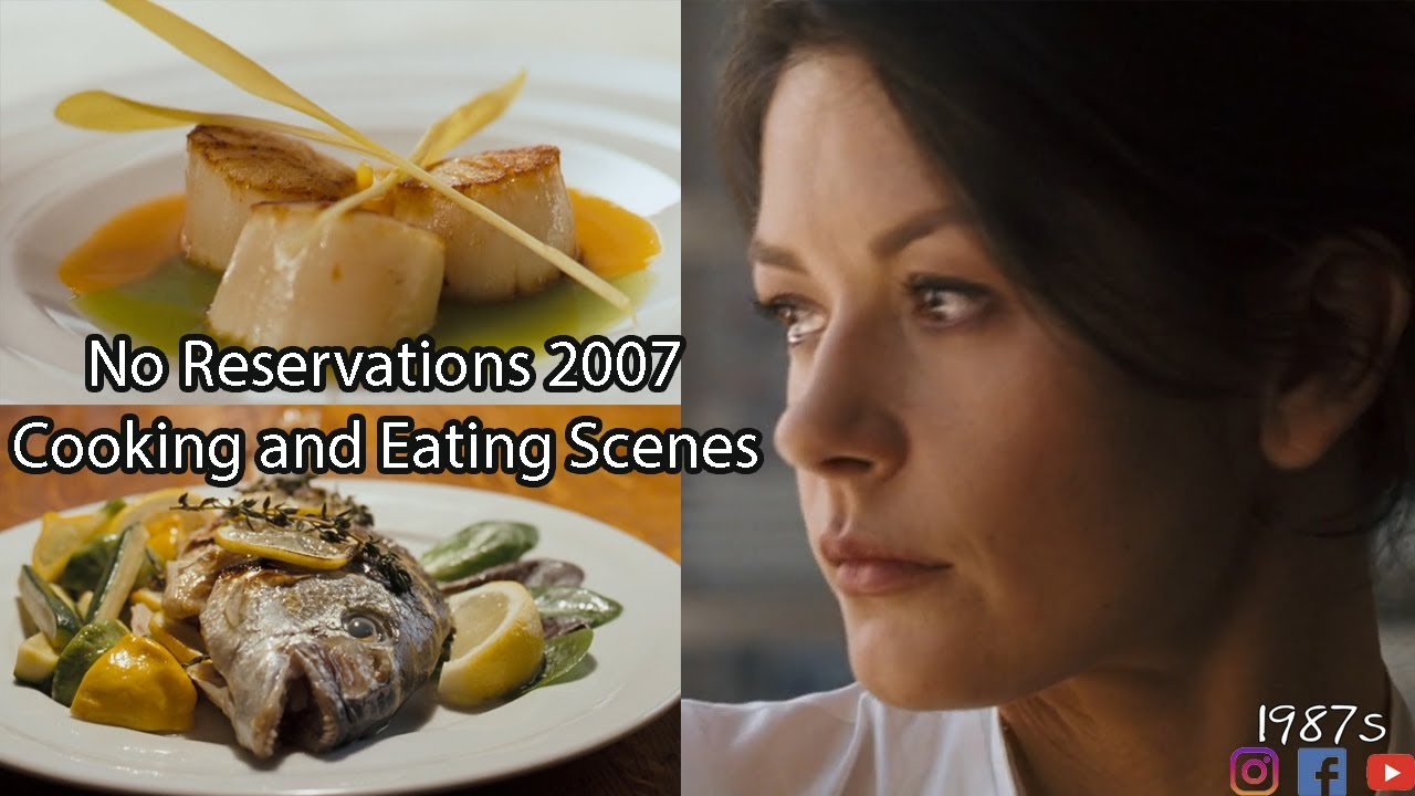 Download No Reservations 2007   Cooking and Eating Scenes   Top Movies About Cooking