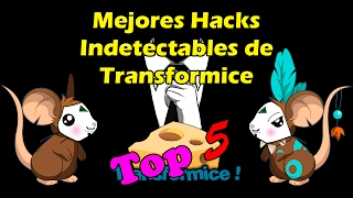 Top 5 Mejores Hacks Indetectables de Transformice + Descarga 2018
