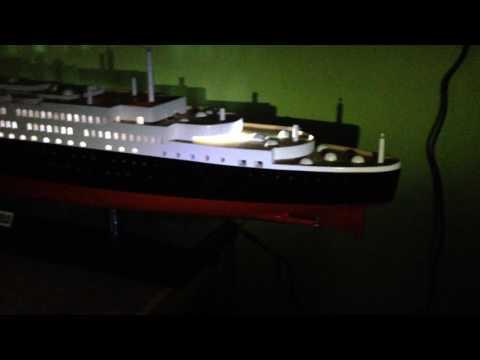 Om-Art ship models masterly handcrafted. Omar Menadi Algeria