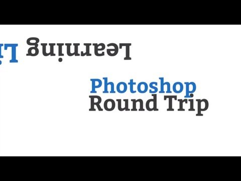 Lightroom export to Photoshop and back (Round Trip)