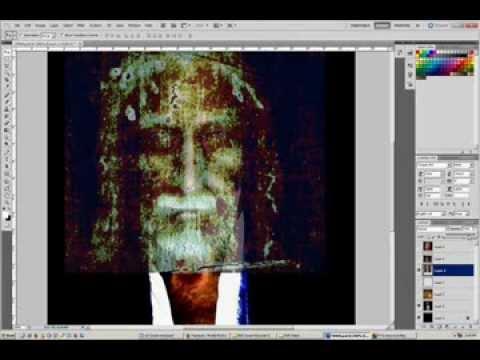Jesus Christ Brian Leonard Golightly Marshall And The Shroud of Turin