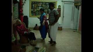 Dr Sunil Kotari watching Bhushans