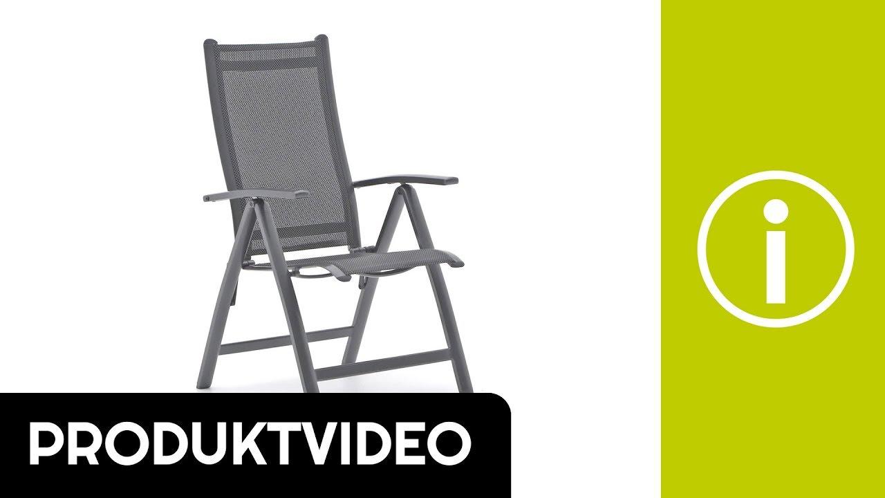 Produktvideo Bellagio Limone Essstuhl verstellbar   Kees Smit ...