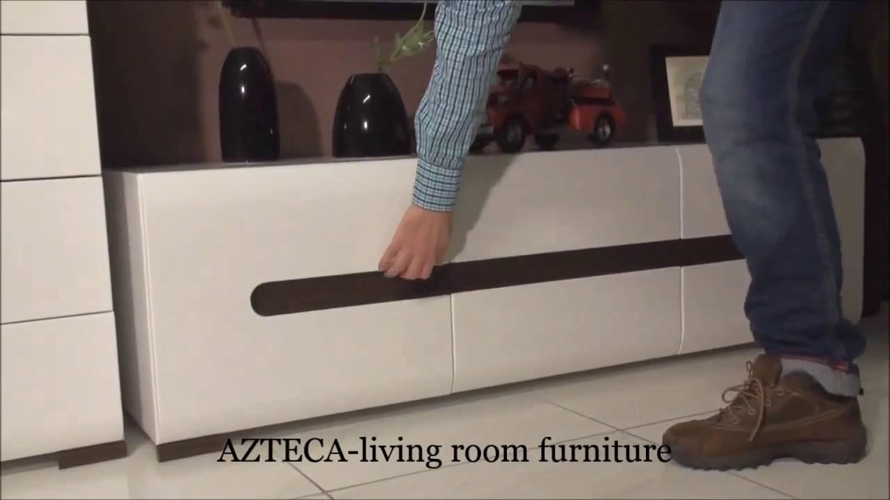 модульная мебель Azteca от польской фабрики Brw Youtube