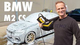 BMW M2 CS   Der Waschtag   Matthias Malmedie