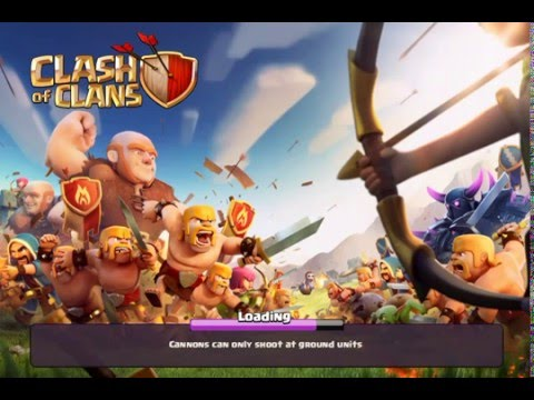 clash of clans (private dns  server)