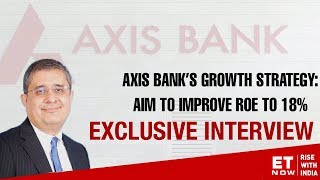Amitabh Chaudhry, CEO of Axis Bank explains financial metrics | Exclusive Interview