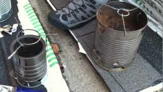 How to make a hobo stove