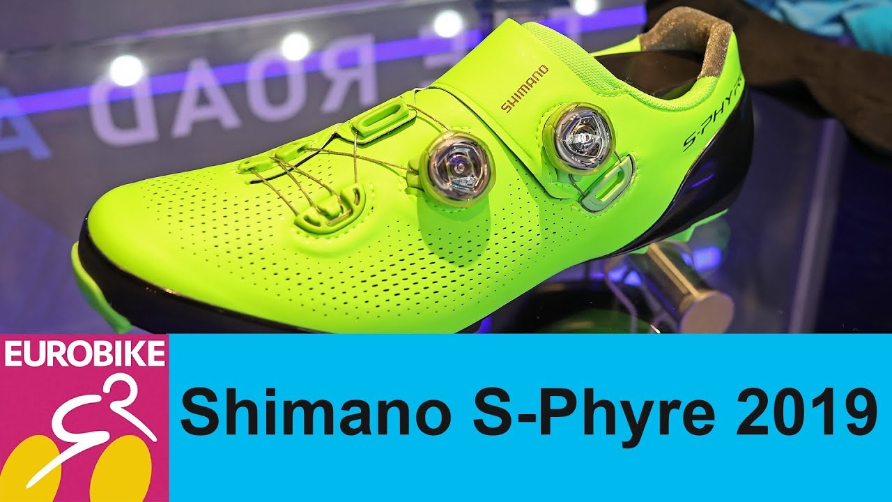 9c8386d126c Shimano S-Phyre Shoes and Apparel 2019 - YouTube