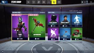 NEW JAPANESE SKINS! (Fortnite Item Shop)