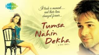 Woh Humse Khafa Hain - Udit Narayan & Shreya Ghoshal - Tumsa Nahin Dekha - A Love Story [2004]