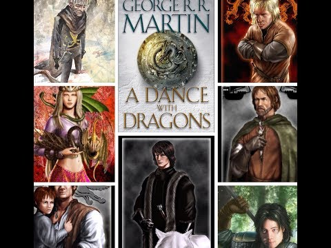 ASOIAF:  A Dance With Dragons Re Read Project***Part 1*** (CHAPTER SUMMARIES)