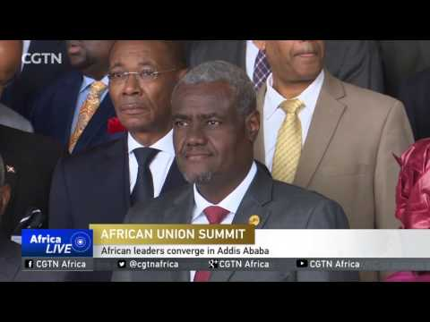 AU Summit: African leaders converge in Addis Ababa