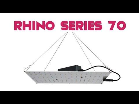 Rhino Series 70 - LED grow light system - Growing & Flowering