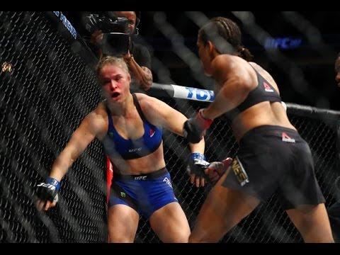Ronda Rousey vs Amanda Nunes - Film Study- Boxing Basics- Boxing Defense