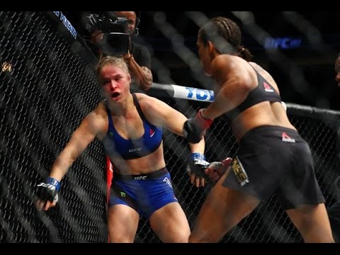 Ronda Rousey Vs Amanda Nunes Film Study Boxing Basics Boxing Defense Youtube