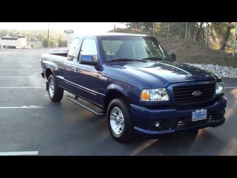 FOR SALE 2007 FORD RANGER STX !! 1 OWNER!! STK# 20005A www.lcford.com