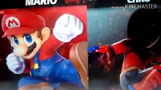 la furia de mario/snaked maxedjj/batalla encuesta super smash bros ultimate