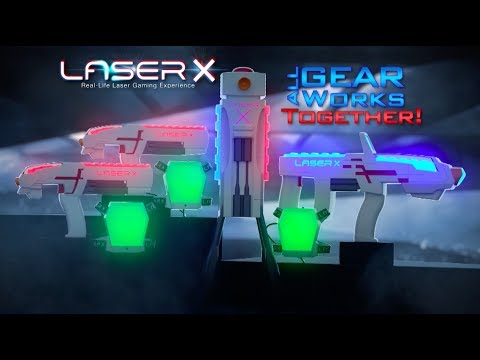 New World Of Laser X Commercial 60 2017 Youtube
