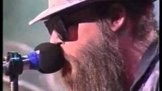 ZZ Top  on The Tube 1983 -  Gimme All Your Lovin