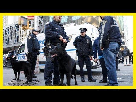 """New york, panico a manhattan per un tentato attacco terroristico. trump: """"pena di morte per i terro"""