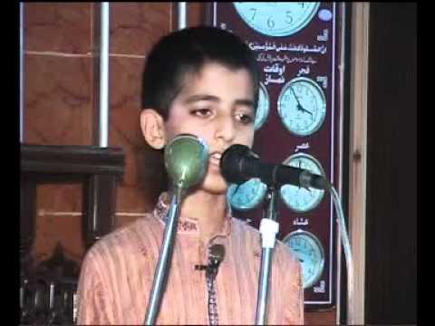 panjabi nazam by ahmed liaqat
