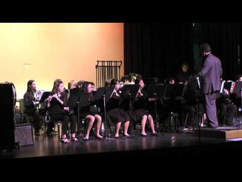 La Colina Junior High School @ Santa Barbara 05/24/2017 Advanced Band