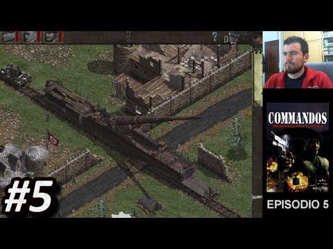 commandos behind enemy lines espaol megaupload
