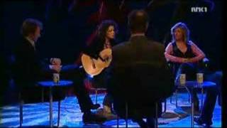 Katie Melua live - nine million bicycles