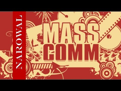 Mass communication & Media