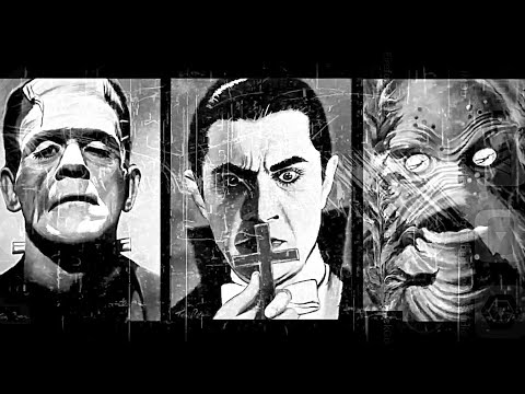 """Universal Classic Monsters Tribute"" - Composer Michael McCormack & Artist Tom Ryan, Frankenstein"