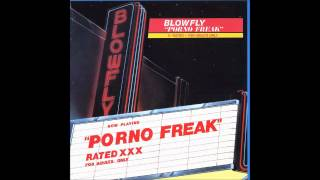 Blowfly - Porno Freak (audio, good quality)