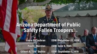 2018 Trooper Memorial