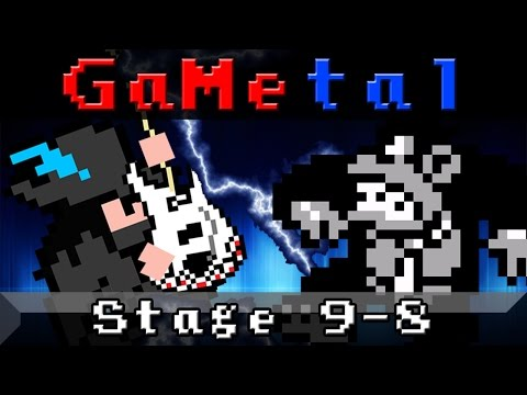Stage 9-8 (Donkey Kong '94) - GaMetal