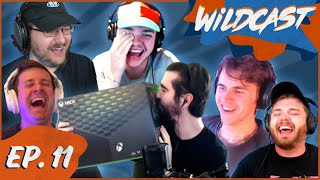 6 YouTubers rank halloween candy and talk about Nogla's new baby! | WILDCAST Ep. 11