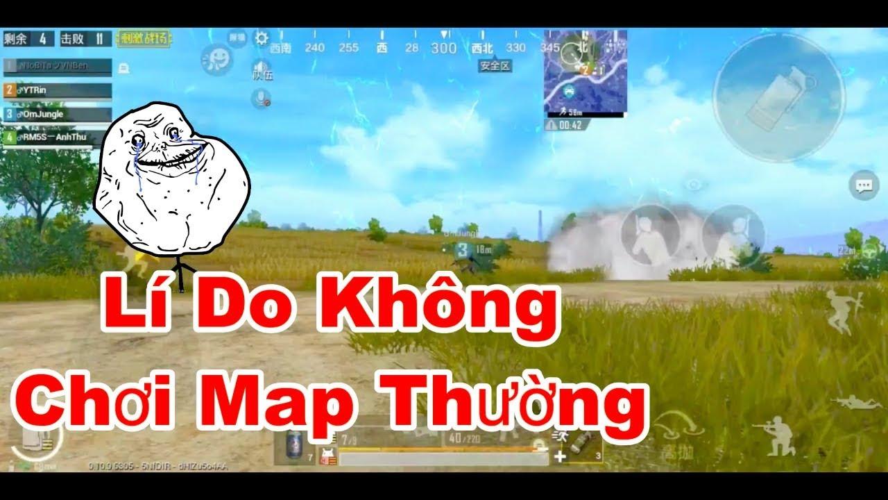 Download #86 Đây Là Lí Do Rin Không Chơi Map Thường - Bắn Quá Chán | PUBG Mobile