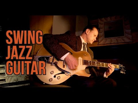 Swing Jazz Guitar - Book at Warble Entertainment