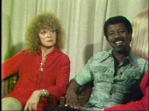 with Eileen Brennan and Hal Williams