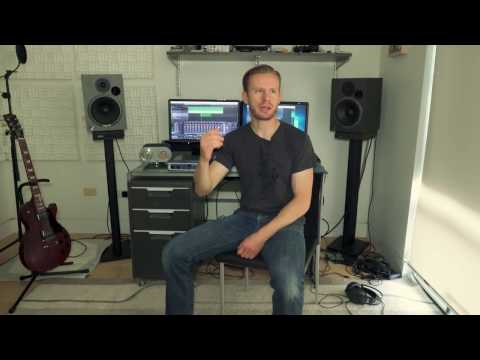 """How to Record Vocals - """"Make it Easy"""" tutorial - PART2"""