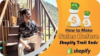 SALES BEFORE SHOPIFY FREE 14 DAY TRIAL | Shopify Dropshipping from India