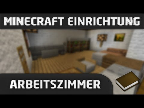 minecraft einrichtungsideen k che wohnzimmer arbeitszim. Black Bedroom Furniture Sets. Home Design Ideas