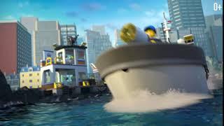 Покоряя волны (трейлер) - LEGO City