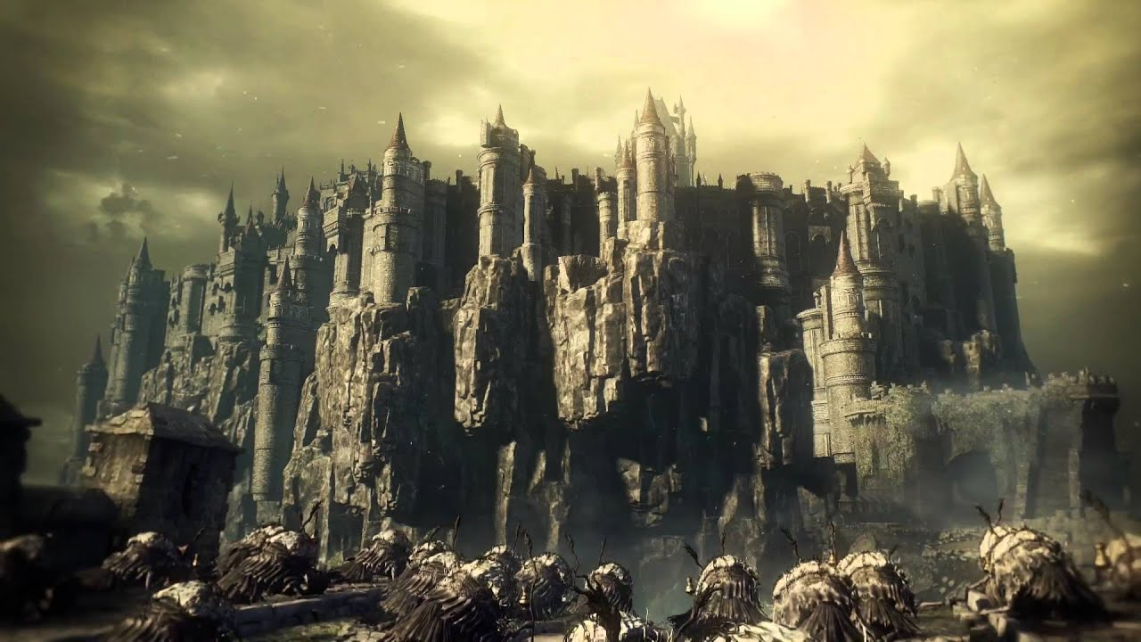 Dark Souls wallpaper or background dark souls Pinterest