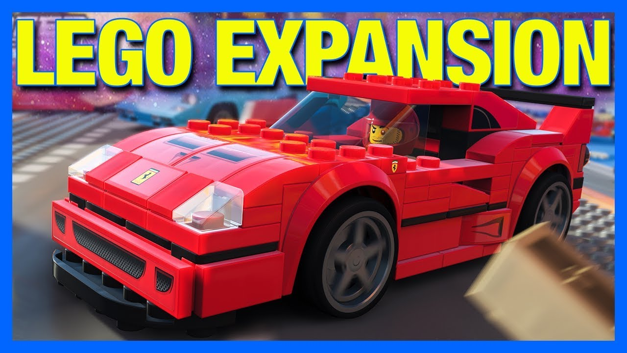 Forza Horizon 4 : LEGO Speed Champions!! (Map, Career, Cars)