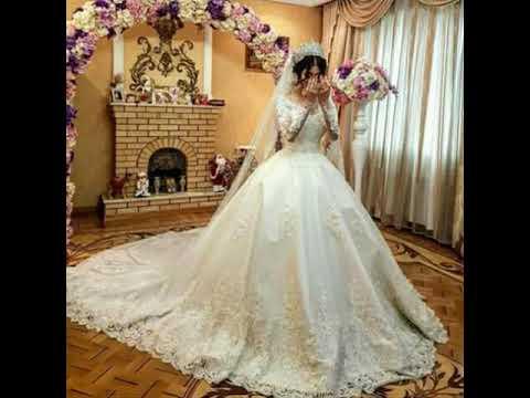 1bd9ad04e9c08 أحدث فساتين زفاف لسنة 2019 - YouTube