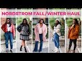 NORDSTROM FALL/WINTER TRY ON HAUL
