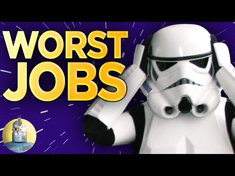 9 Worst Star Wars Jobs (@Cinematica)